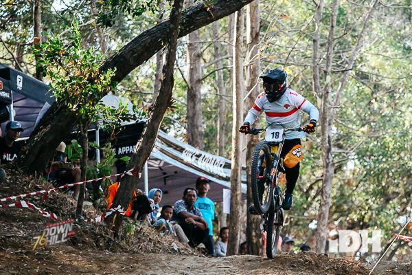 Rangking Terbaru UCI, Khoiful Mukhib Peringkat 40 Dunia