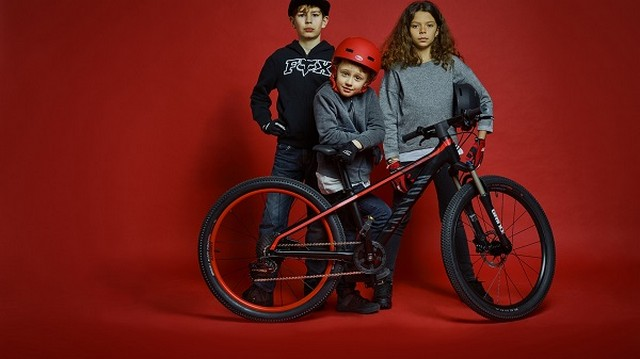 Mountain Bike Gahar Khusus Riders Cilik