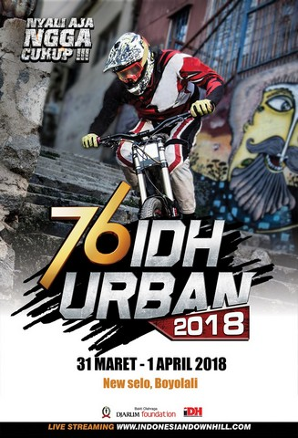 RUNDOWN 76 IDH URBAN 2018 New Selo Boyolali 1 April