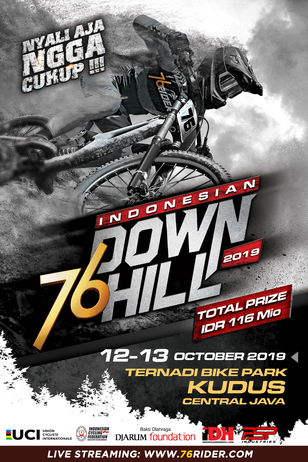 76Indonesian Downhill 2019 #3