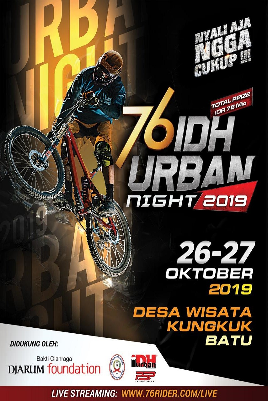76IDH Urban Night Downhill 2019