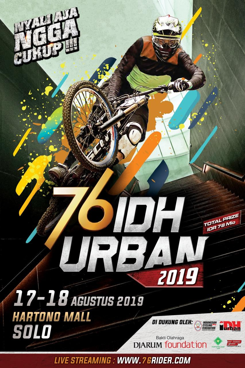 76IDH Urban Downhill 2019