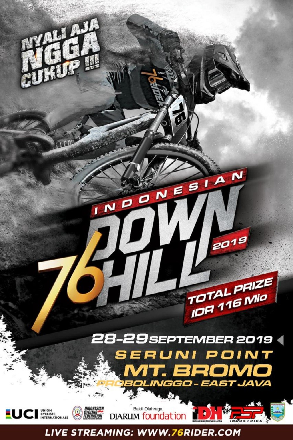 76Indonesian Downhill 2019 #2