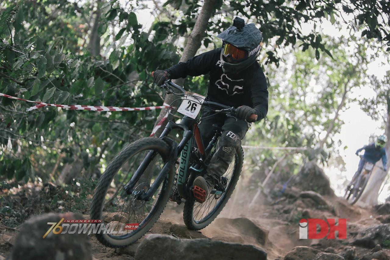 Pembalap Asing Ramaikan Kejuaraan Downhill 2019 Seri 3 Ternadi Kudus