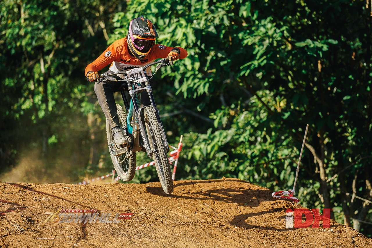 Ini Dia Tujuh Downhiller Yang Gagal Melanjutkan Babak Final Kejuaraan Indonesian Downhill 2019 Ternadi
