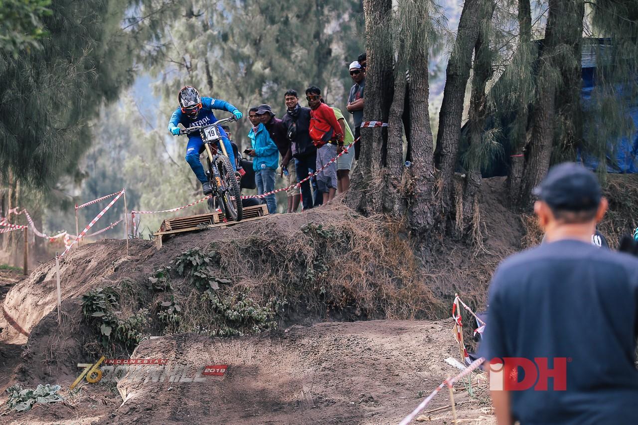 Lewat Nomor Downhill di SEA Games 2019, Popo Ario Ingin Persembahkan yang Terbaik untuk Indonesia