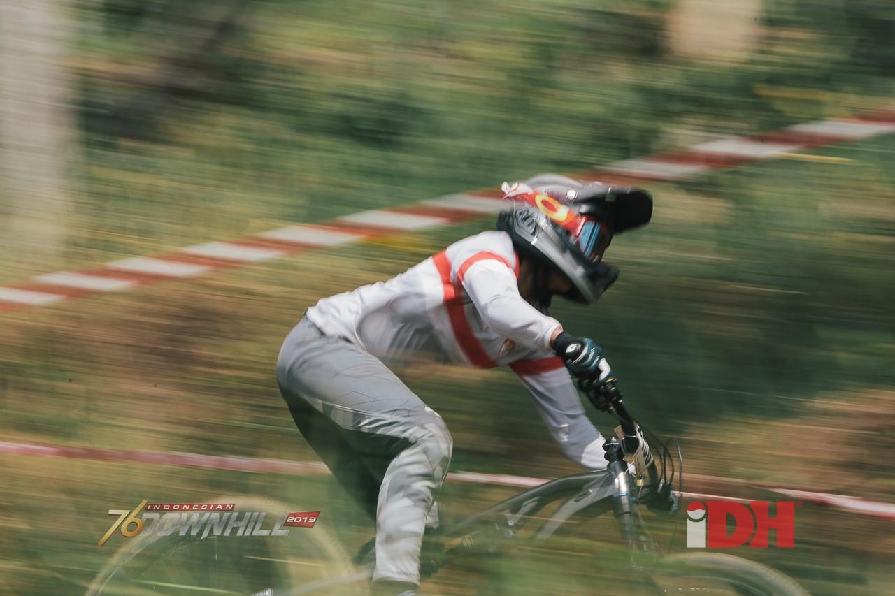 Timnas Downhill Sumbang Dua Medali SEA Games untuk Indonesia