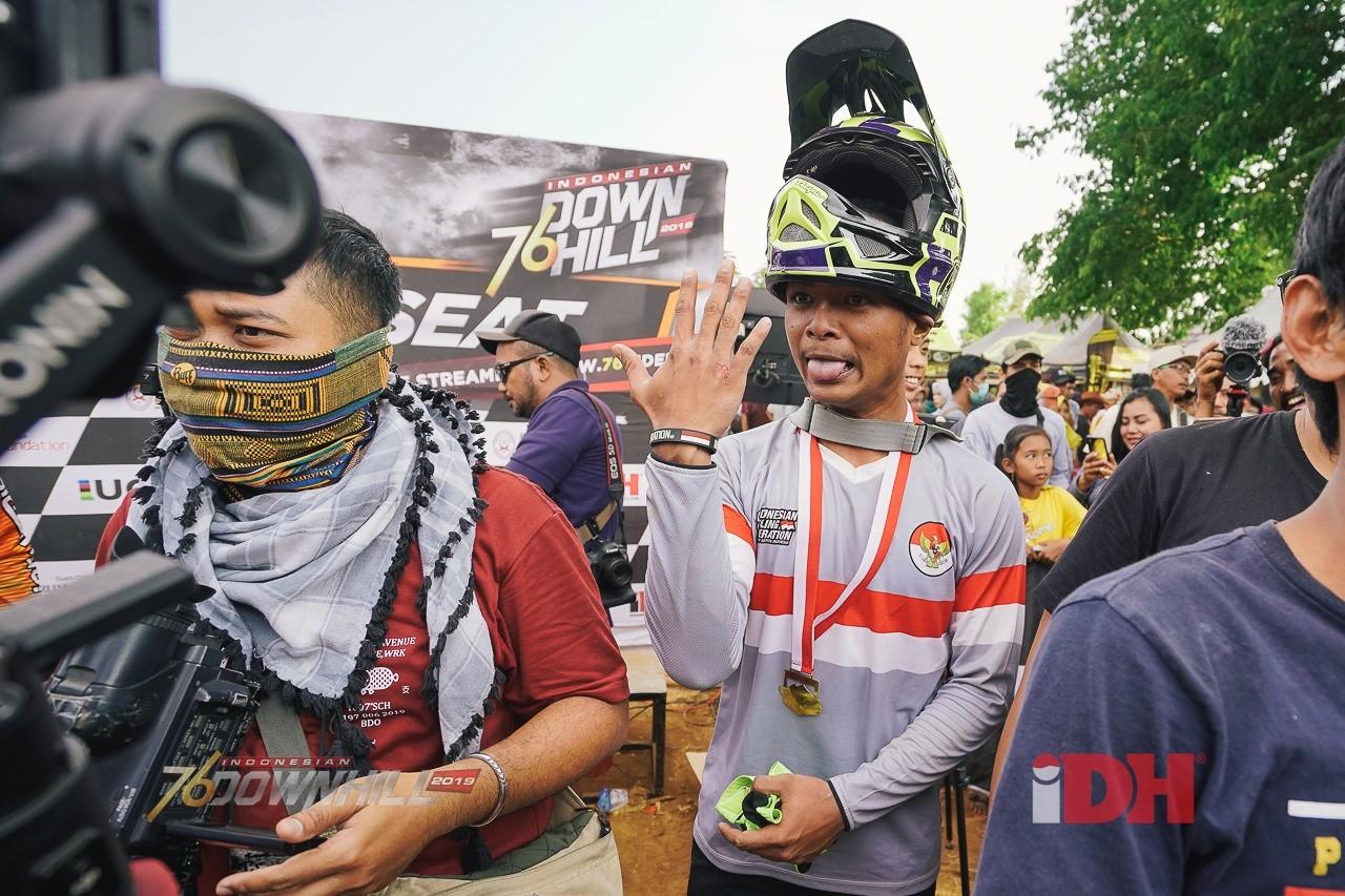 Andy Prayoga Mengalami Cedera dalam Laganya di Thailand
