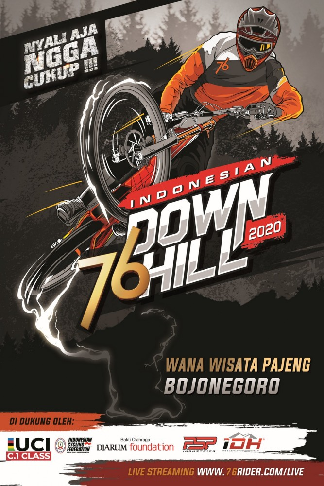 76Indonesian Downhill 2020 #3