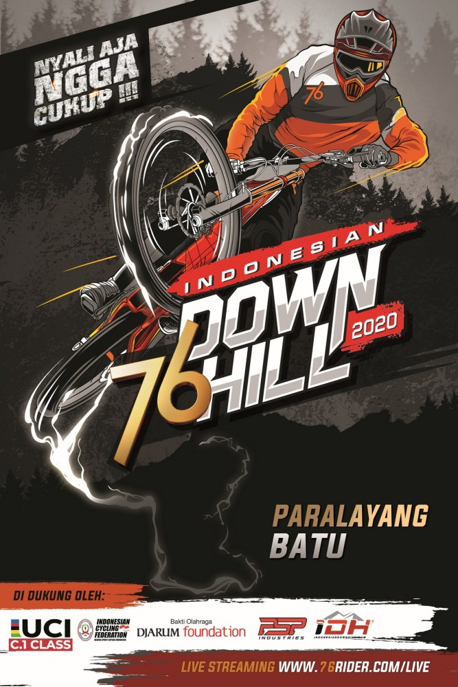 76Indonesian Downhill 2020 #4