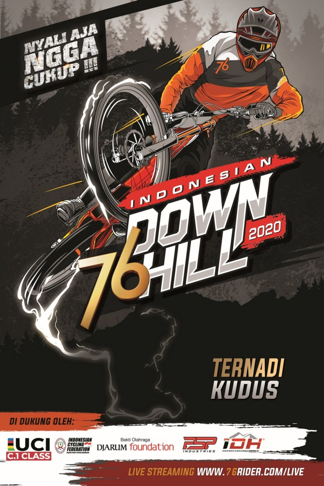 76Indonesian Downhill 2020 #5