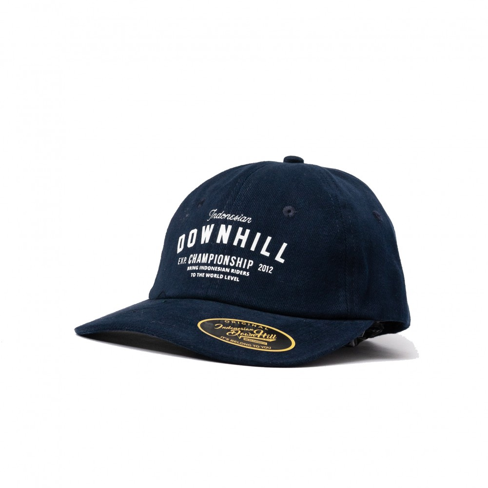 BASEBALL CAP - INDONESIAN DOWNHILL CHAMP